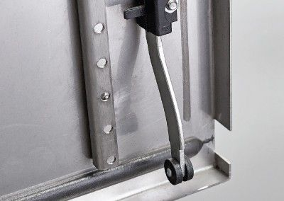 large electrical enclosure locking