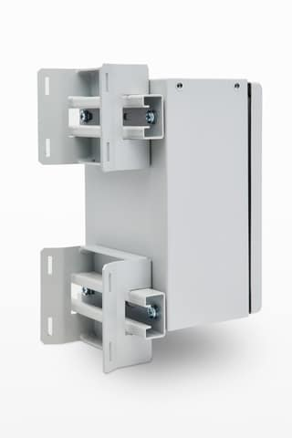 Electrical Enclosure Pole Mount Bracket