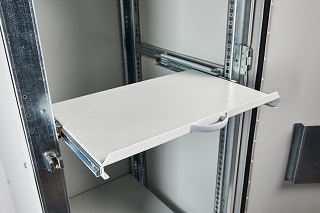 Laptop Drawer for Electrical Cabinet - Extended
